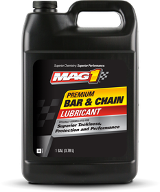 MAG 1® Premium Bar & Chain Oil Front