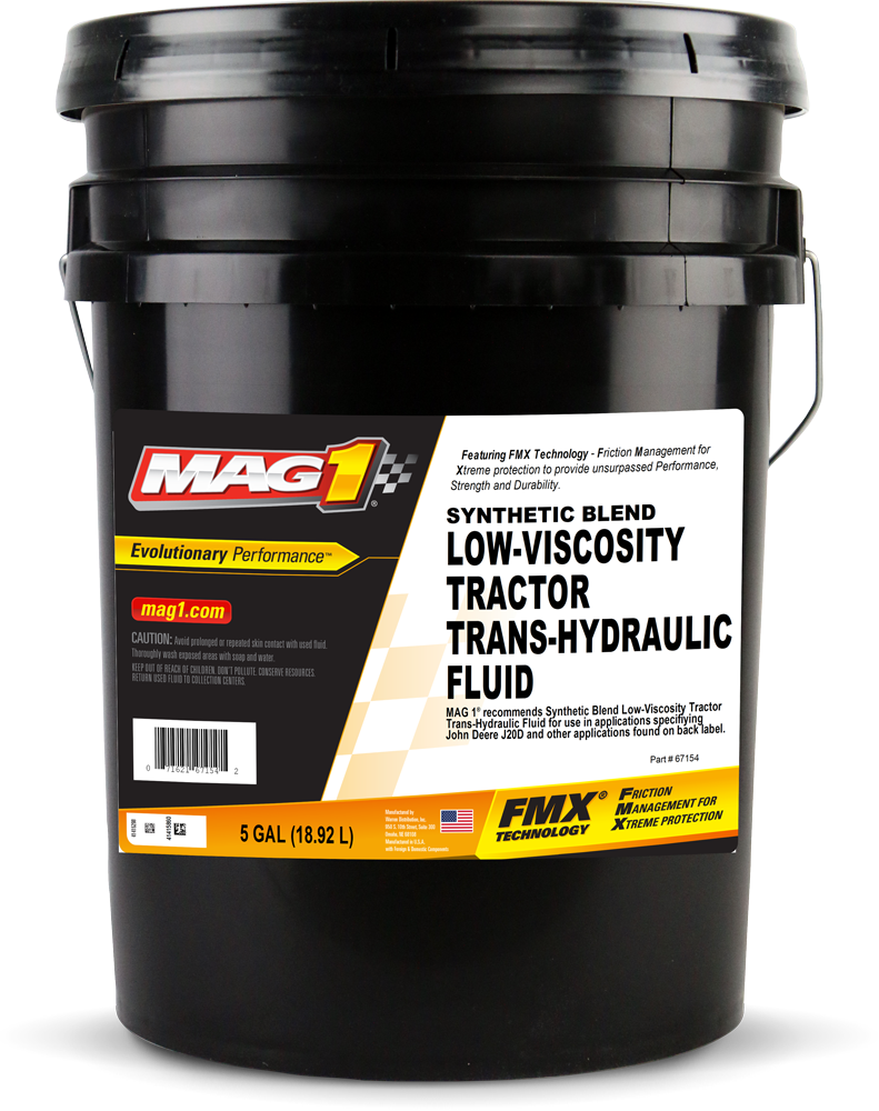 Tractor Supply Lubricants : Mag low viscosity tractor trans hydraulic fluid