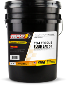 MAG 1® TO‑4 Torque Fluid SAE 50 Front