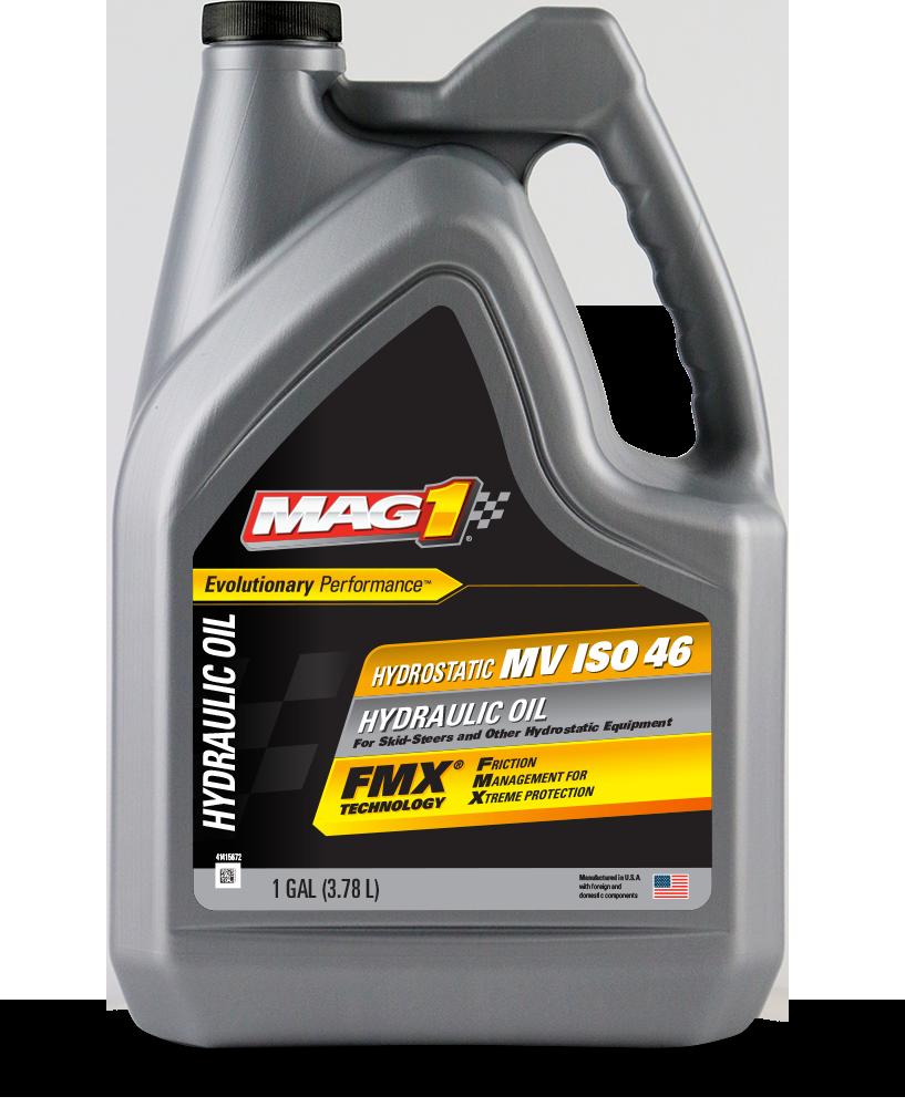 MAG 1® Hydrostatic MV ISO 46 Hydraulic Oil