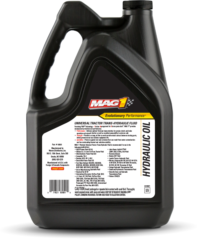 MAG 1® Universal Tractor Trans-Hydraulic Fluid