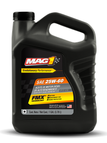 HDDEO_Conventional_MAG1Conventional25W-60CF-4HeavyDutyDieselEngineOil_1GL_64137_front