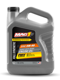 HDDEO_FullSynthetic_MAG1FullSynthetic5W-40CK-4HeavyDutyDieselEngineOil_1GL_62627_front