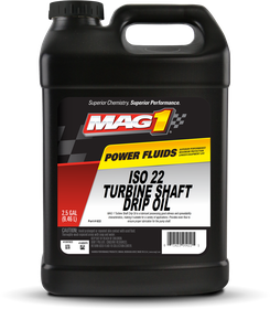 MAG 1® Drip Oil ISO 22 Front