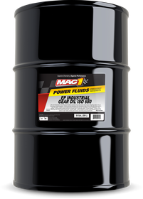 Industrial and Greases EP 680 Industrial Gear Oil Front