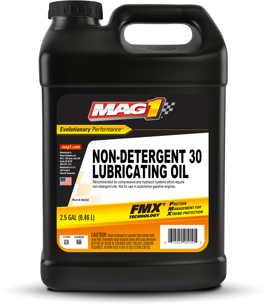 Mag 1 174 Non Detergent 30 Lubricating Oil