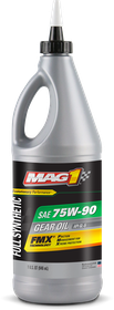 Industrial and Greases 75W-90 GL-5 Full Synthetic Gear Oil Front