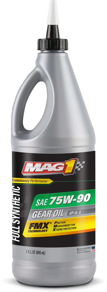 Amsoil Severe Gear 75w 90 Bob Is The Oil Guy >> Mag 1 Full Synthetic 75w 90 Gl 5 Gear Oil