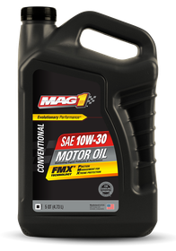 PCMO_Conventional_MAG1Conventional10W-30MotorOil_5QT_62939_front