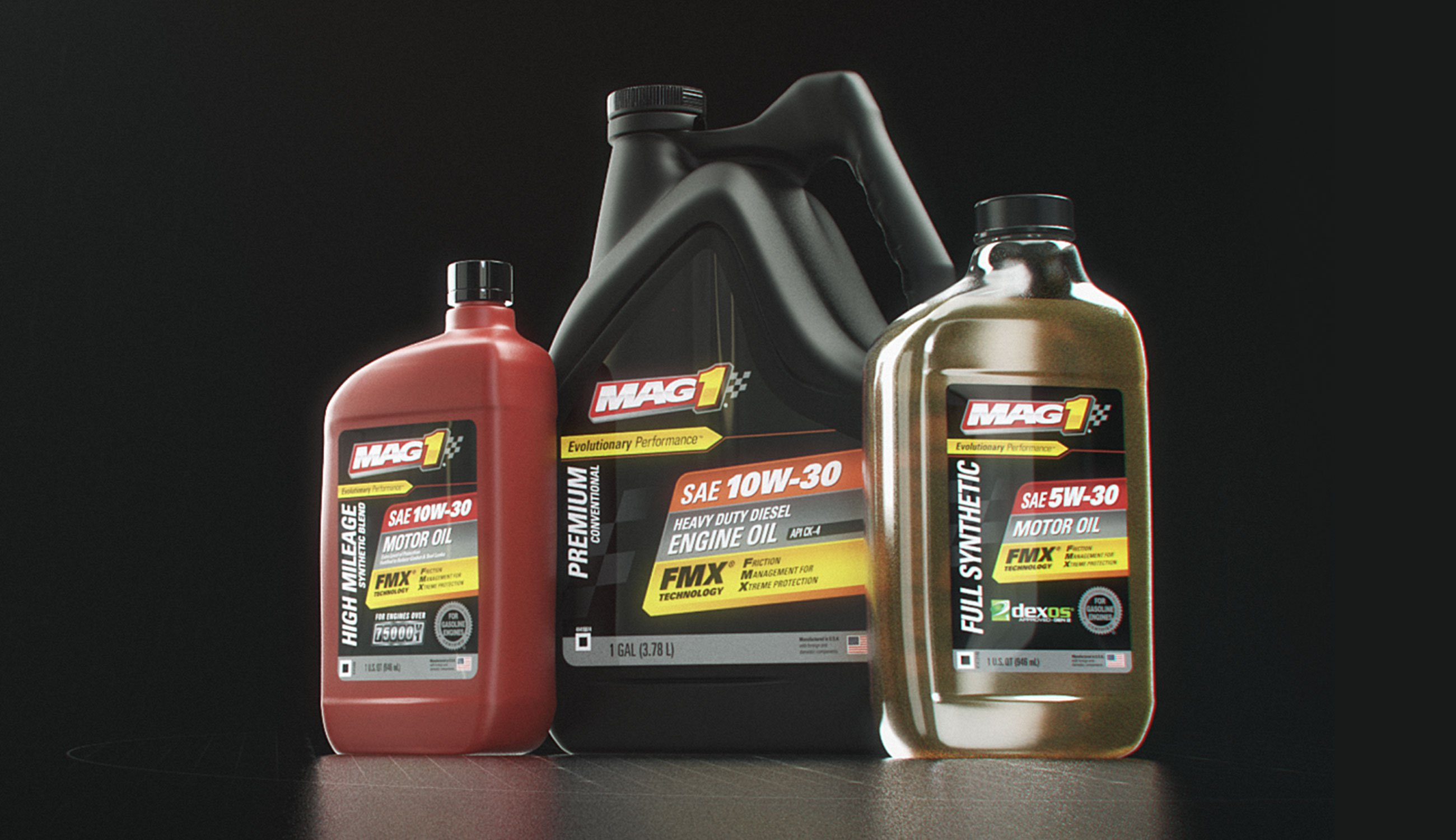 Why Mag 1 offers the Best Motor Oil Products - Mag 1
