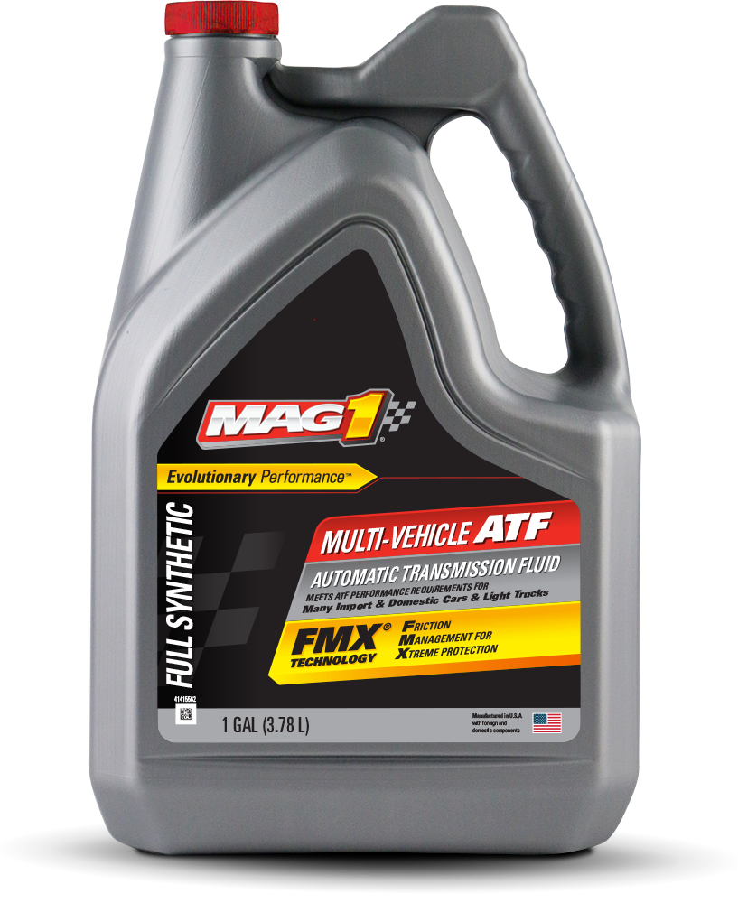 MAG 1® Full Synthetic Multi-Vehicle Transmission Fluid