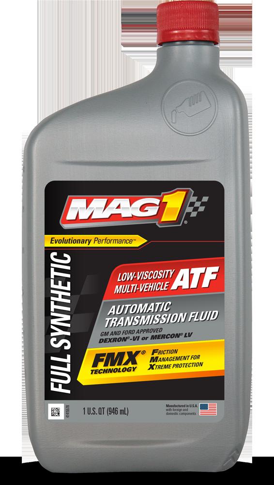 mag   viscosity multi vehicle transmission fluid