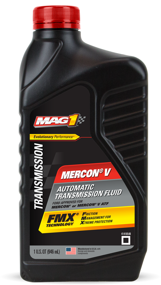 MAG 1® Mercon V Automatic Transmission Fluid