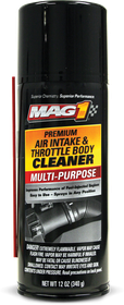 VehicleMaintenanceFluids_AerosolsandChemicals_MAG1AirIntakeThrottleBodyCleaner_12oz_00417_front