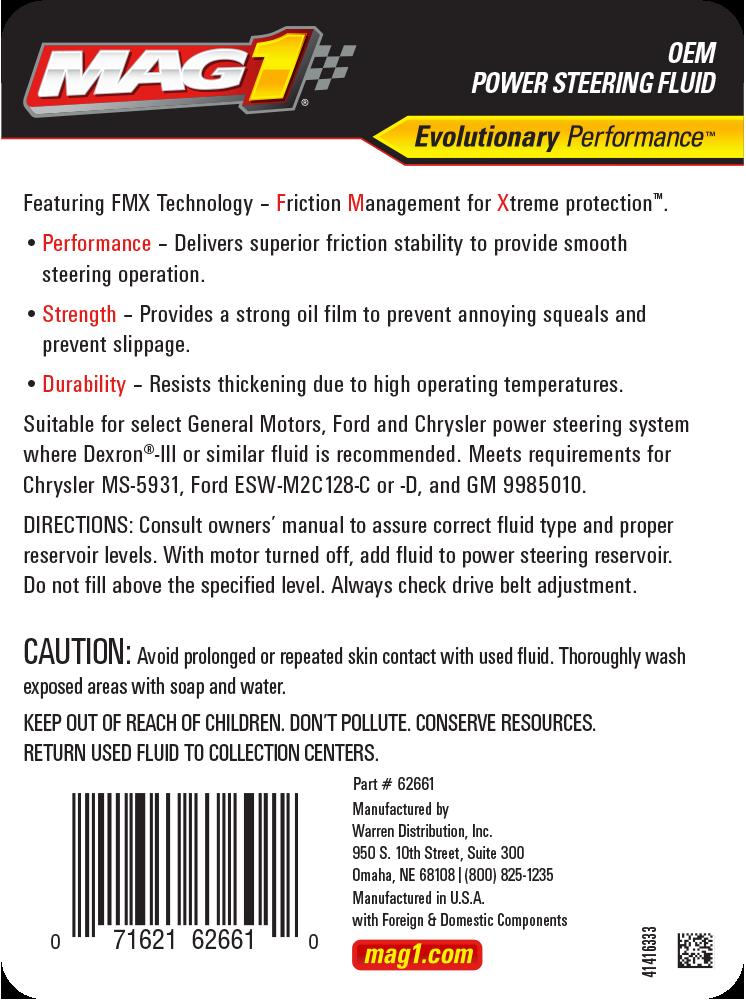MAG 1® OEM Power Steering Fluid